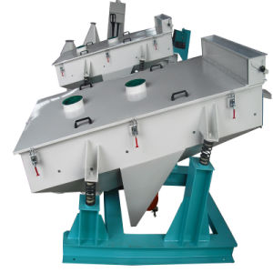 Sfjz Series Vibrating Sifter
