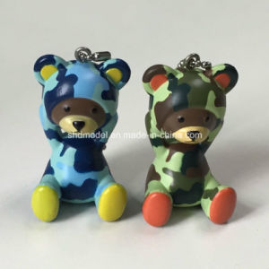 PVC Plastic Key Chain Toys (custom) pictures & photos