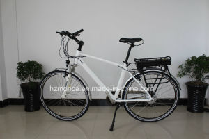 Original Type Electric Bicycle City Road E-Bike E Scooter Powerful Motor Easy Carry Lithium Battery pictures & photos