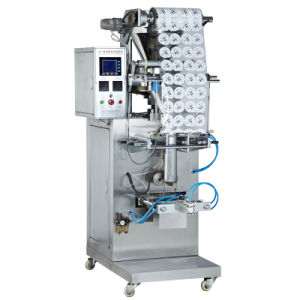 Coffee, Sugar and Peanuts Packing Machine with Back Sealing Sachet (AH-KL500) pictures & photos