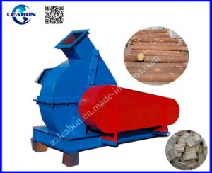 China Leabon Industrial Used Disc Type Electrical Wood Chipper for Sale pictures & photos