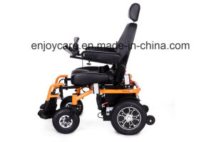 Outdoor Use Heavy Duty Electric Power Wheelchair for Handicapped (EPW68S) pictures & photos