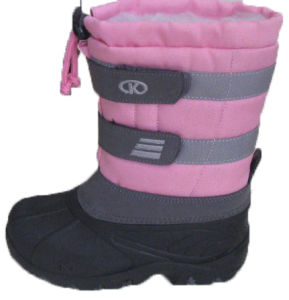 Children Snow Boot for Winter (SNOW-190011) pictures & photos