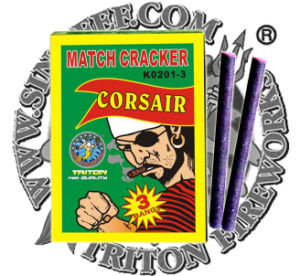 No. 1 Match Cracker 3 Bangs Fireworks pictures & photos