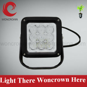 CREE LED 27W 2100lm High Power Work Light for 4WD off Road Vehicle (LED Chip made in USA) pictures & photos