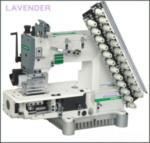 Multi-Needles Chainstitch Industry Sewing Machine pictures & photos