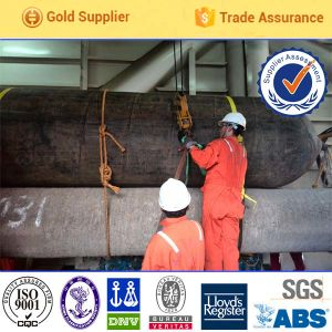 Dia1.3mx15m Natural Rubber Marine Salvage Airbags pictures & photos