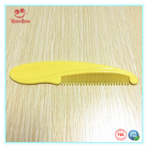 Healthy Plastic Brush and Comb Set for Newborn Babies pictures & photos