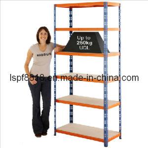 Sltted Angle Steel Shelf