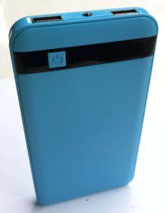 Thin Portable Charger 10000mAh High Capacity External Power Bank