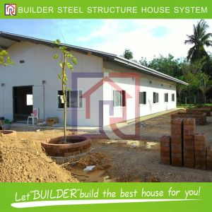 Good Quality Good Price Light Steel Mobile Prefab House pictures & photos