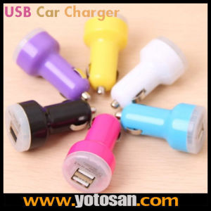 Dual Port Car USB Charger Mini Travel Charger pictures & photos