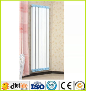 New Design Wanter Heated Copper / Aluminum Radiators for House Heating