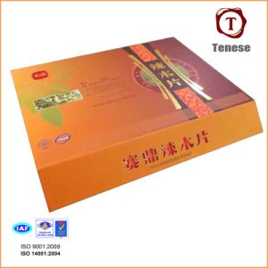 New Design Hot Stamping Paper Food Box pictures & photos