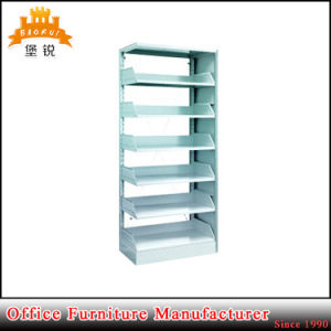 New Design Periodical Journal Stand Steel Triangle Letter Shaped Single Side Magazine Shelf Rack pictures & photos