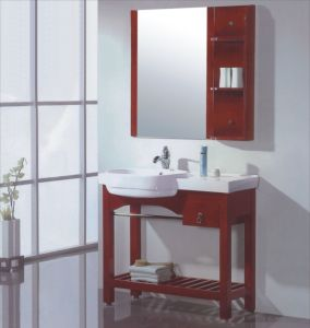 100cm Bathroom Cabinet Vanity (B-339) pictures & photos