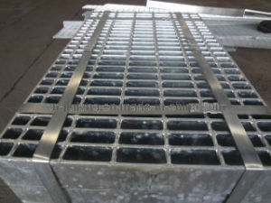Plain, Banded, Hot-DIP Galvanized Steel Grating (JG1008/40/100) pictures & photos