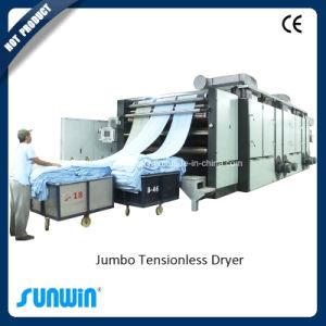 Open Width High Production Textile Dryer Machine pictures & photos