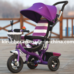 Wholesale Baby Rid on Car Tricycle Baby Carriage Baby Tricycle pictures & photos