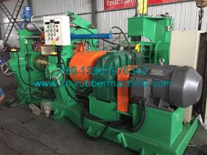 Xk-400 Rubber Mixing Mill with Stock Blender pictures & photos