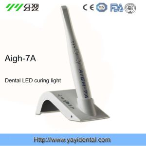 Aigh-7A CE Approved Dental LED Curing Light pictures & photos