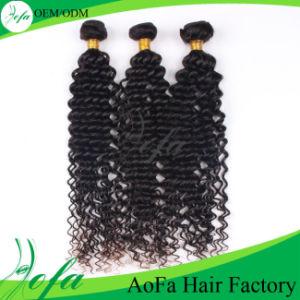 Hair Manufacturer Wholesale Indian Human Virgin Hair Weft pictures & photos