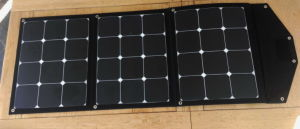 100W Foldable Solar Panel Charger for Cell Phone pictures & photos