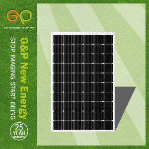 200wp Monocrystalline Solar Panel with High Efficiency Solar Cell, TUV pictures & photos