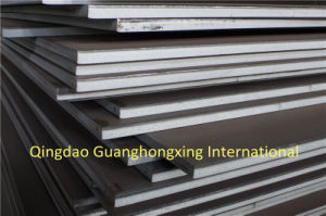 Gbq275, S275jr, JIS Ss490, ASTM Ss Grade40, Hot Rolled, Steel Plate pictures & photos