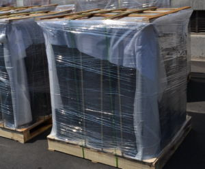 Black Pet Film, Black Polyester Film for Label, and Release Liner pictures & photos