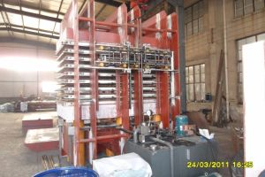 Hot Press Machine with Feed System pictures & photos