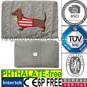 Hand Warmer Knit Dog Mini Heat Pad pictures & photos