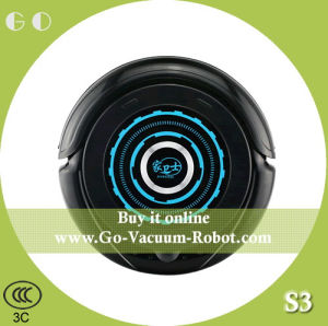 Low Noise Strong Suction Robot Vacuum Cleaner Sweeping Machine pictures & photos