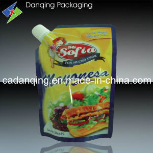 Hot Sale Juice Bag with Spout pictures & photos
