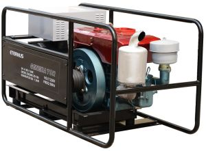 12kw Simple Portable Diesel Genset pictures & photos
