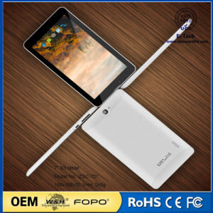 7 Inch 3G Smartphone Android 5.1 Tablet Quad Core 512MB+4GB pictures & photos
