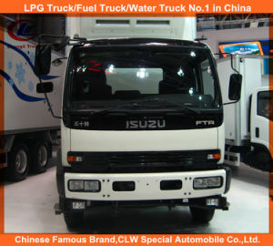 Isuzu Refrigerated Cooling Van Truck pictures & photos