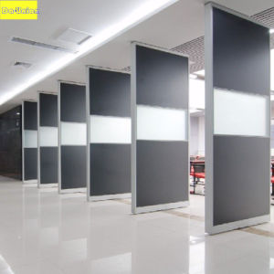 Top Hunging System Operable Room Divider