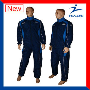 Healong Wholesale Custom Best All Over Sublimation Softshell Jacket pictures & photos