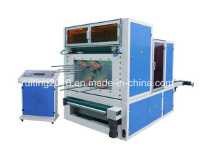 Rtcq-850 Auto Paper Cup Punching Machine Die Cutting Machinery pictures & photos