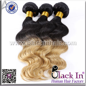 Fast Shipping Body Wave Virgin Brazilian Weave Ombre Hair
