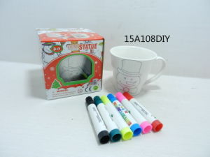 DIY Painting Set with Cup Hotselling 15A108DIY pictures & photos