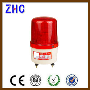 High Britness AC 220V Rotary LED Warning Light pictures & photos