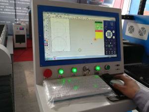 Made in China 500W 1kw 2kw 3kw CNC Laser Cutting Machine Price pictures & photos