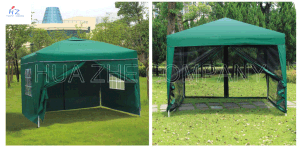 Hz-Zp129 10X10ft Good Quality Gazebo, Sell Well Tent, Populer Canopy Stright Leg Folding Tent Outdoor Gazebo Garden Canopy Pop up Tent Easy up Gazebo pictures & photos
