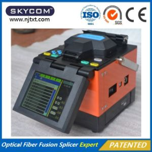 CE SGS Patented Optic Fiber Joint Machine (T-107H) pictures & photos