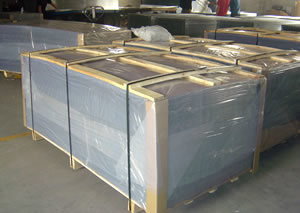 Galvanized Welded Wire Panel in Electro or Hot-Dipped pictures & photos