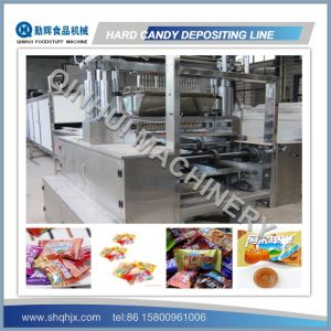 Newly Designed Hard Candy Depositing Line pictures & photos