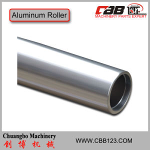 Anodized Aluminum Alloy Grooved Idler Tube for Machine pictures & photos