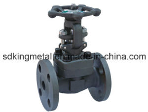 Forged Steel 1500lbs Flanged End Globe Valve pictures & photos
